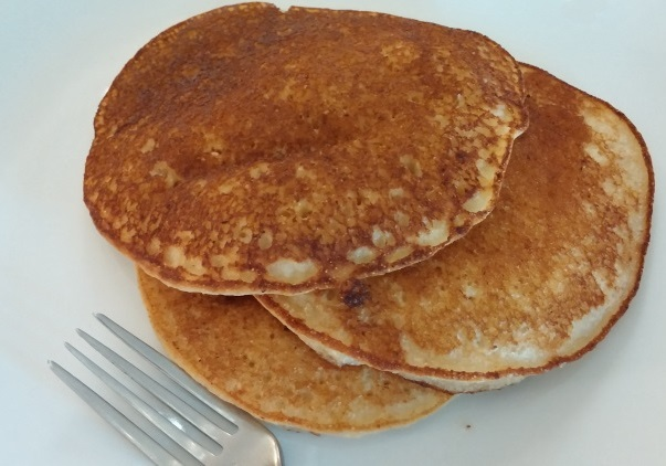 Banana Johnnies make a tasty alternative to traditional pancakes for breakfast