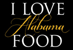 I Love Alabama Food logo