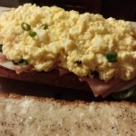 Step Five for Heavenly Egg Sandwich - The Surprised Gourmet