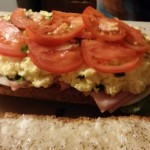 Step Six for Heavenly Egg Sandwich - The Surprised Gourmet