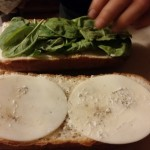 Step Two for Heavenly Egg Sandwich - The Surprised Gourmet