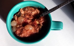 Brunswick stew is delicious as temperatures cool