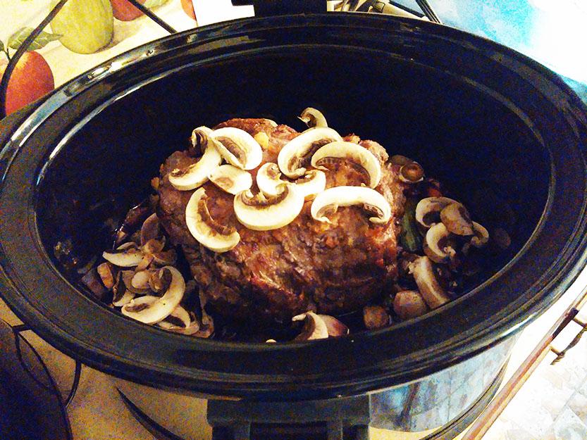 Image result for venison backstrap slow cooker