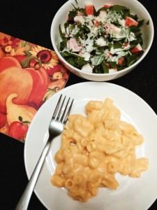 Homemade Mac and Cheese with Crab Meat - The Surprised Gourmet