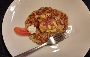Potato Pancake - The Surprised Gourmet