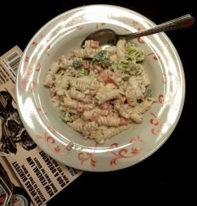 Tasty Pasta Salad - The Surprised Gourmet